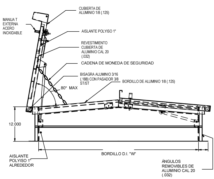 RHA Access Double schematic